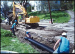 ADS serves the residential and commercial drainage market